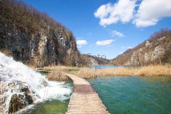 Фотография на тему Национальный парк Плитвицкие озера