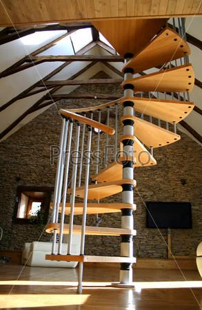 Фотография на тему Лестница