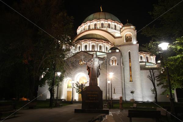 Собор Святого Саввы