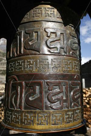 Фотография на тему Молитвенные барабаны