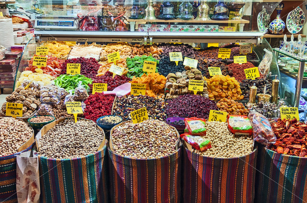Фотография на тему Базар специй, Стамбул