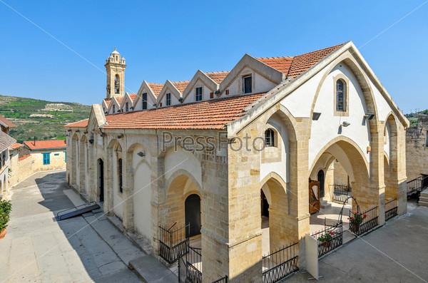 Православный монастырь на Кипре