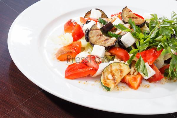 Фотография на тему Греческий салат