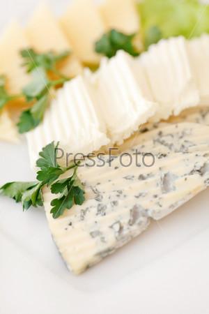 Фотография на тему Сырная тарелка