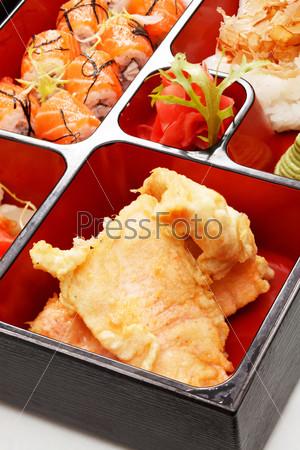 Японская еда бенто