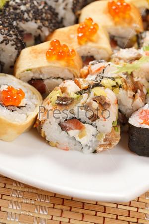 Набор суши
