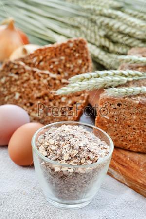 Домашний традиционный хлеб