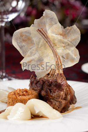 Вкусные ребра