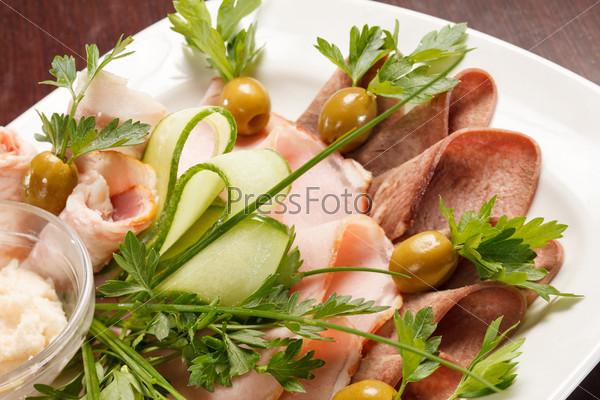 Фотография на тему Закуска из мяса