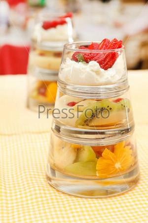 Фотография на тему Летний десерт