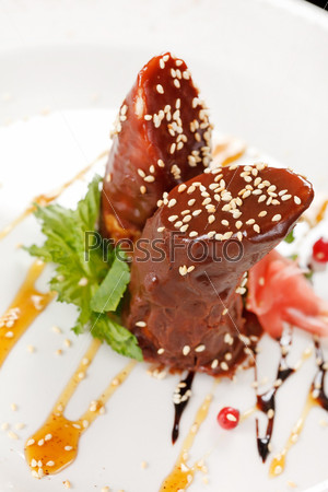 Фотография на тему Вкусный десерт