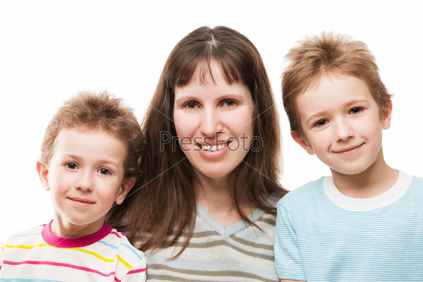 Мать и сыновья