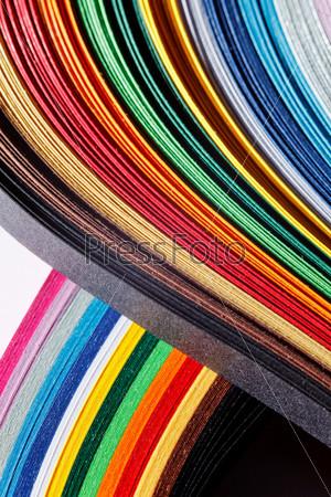 Фотография на тему Цветная бумага