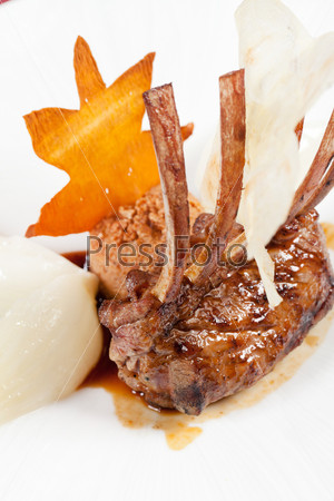 Фотография на тему Вкусные ребра