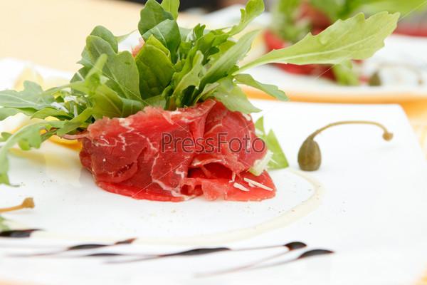 Карпаччо из мяса