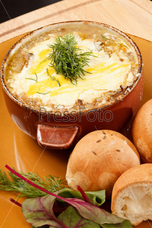 Фотография на тему Зимний суп