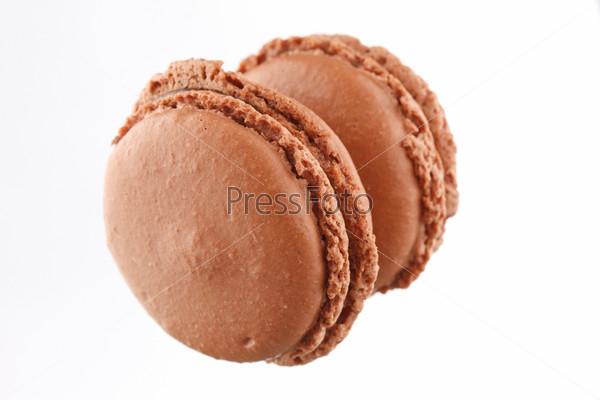 Французские печенья макарон