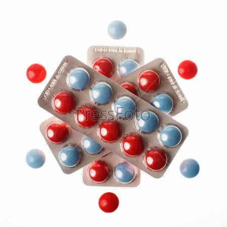 Красные и синие таблетки