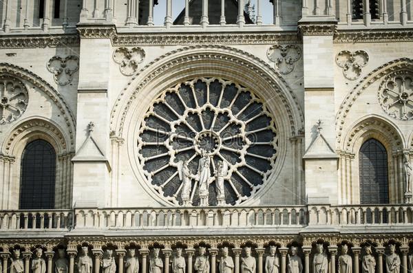 Элементы собора Нотр-Дам