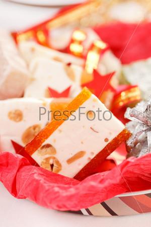 Рождественские конфеты