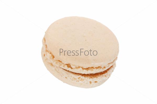 Французское миндальное печенье