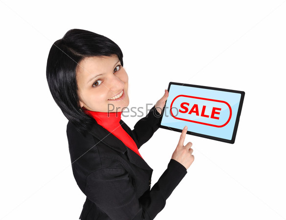 Концепция распродажи