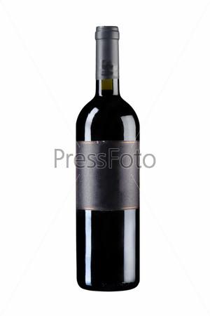 Фотография на тему Бутылка с этикеткой