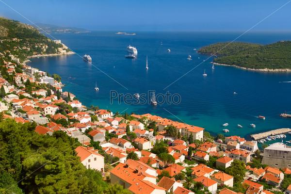 Фотография на тему Дубровник в Хорватии
