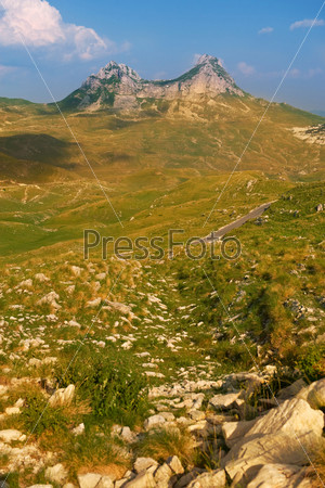 Национальный парк Черногория