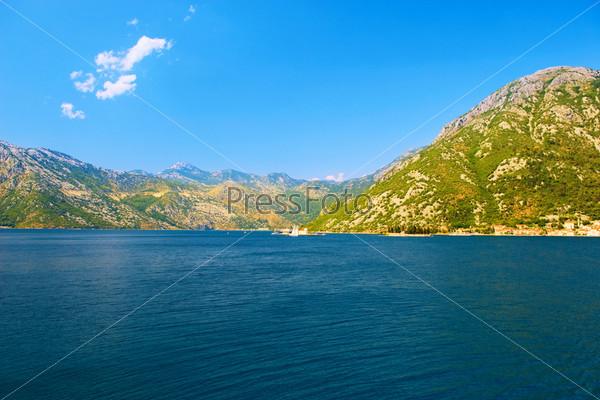 Фотография на тему Которский залив в Черногории