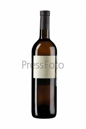 Фотография на тему Запечатанная бутылка