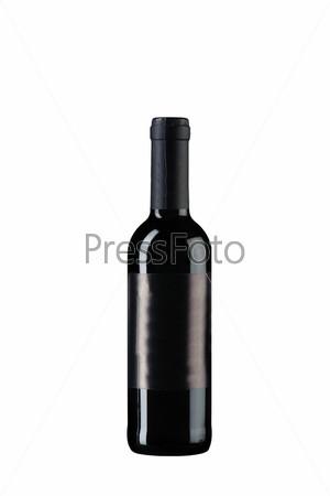 Небольшая бутылка вина