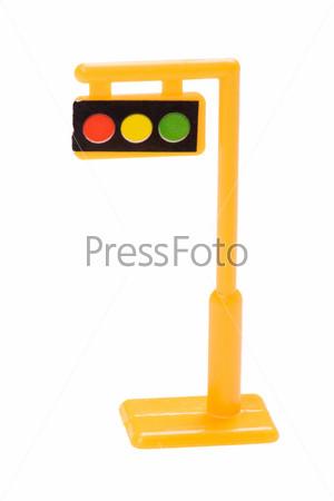Игрушечный светофор