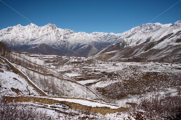 Гималаи, Мустанг, Непал