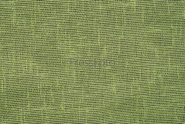 Фотография на тему Зеленая ткань с текстурой холста