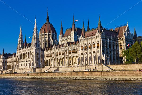 Фотография на тему Венгерский парламент