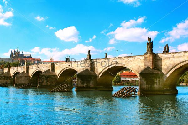 Фотография на тему Карлов мост в Праге