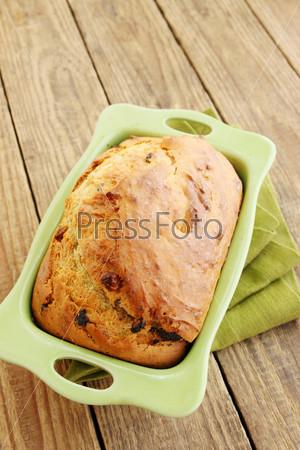 Фотография на тему Хлеб в керамической форме