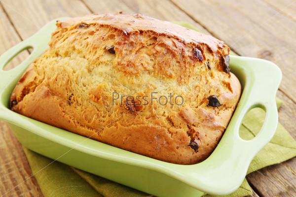 Фотография на тему Сладкий хлеб