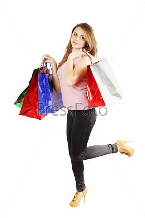 Отправиться за покупками