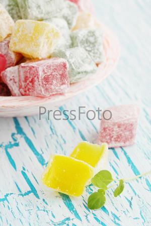 Фотография на тему Турецкий десерт лукум