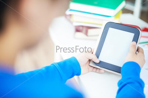 Работа с цифровым планшетом