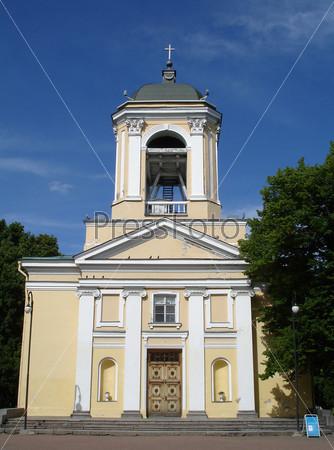 Церковь Святых Петра и Павла. Выборг