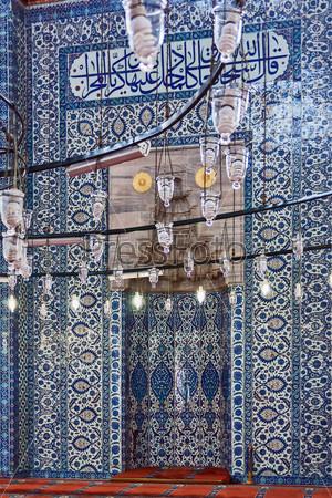 Фотография на тему Мечеть Рустем Паша, Стамбул