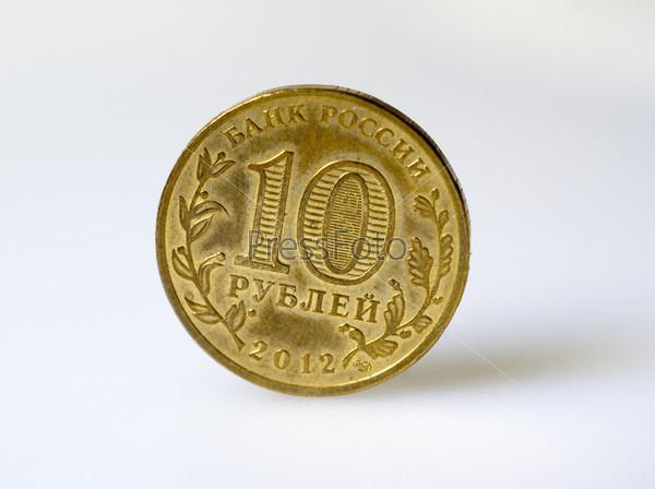 Монета на ребре
