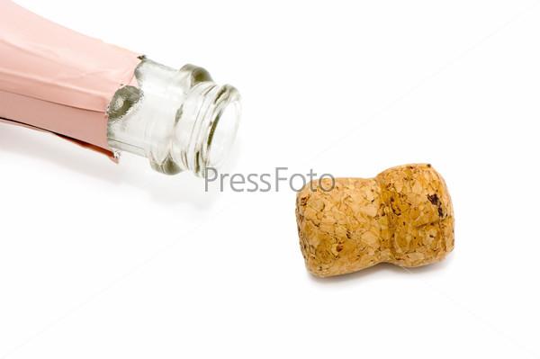 Фотография на тему Бутылка и пробка