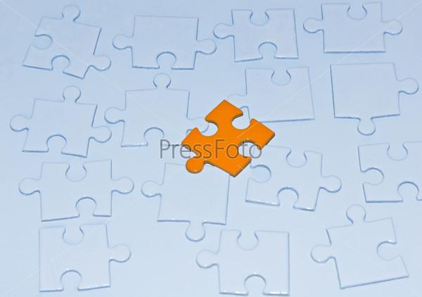 Фотография на тему Кусочки головоломки