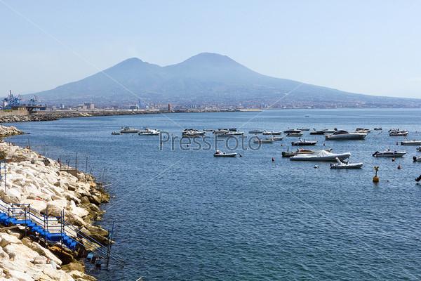 Фотография на тему Неаполь, Кампания, Италия