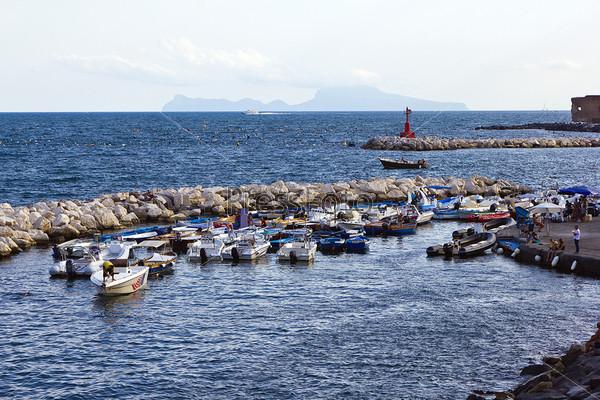 Фотография на тему Залив Неаполя