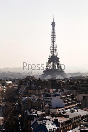 Проспект Иена в Париже